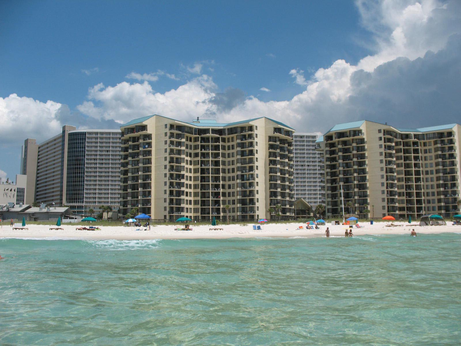 Condo Als At The Sunbird Resort Panama City Beach Fl